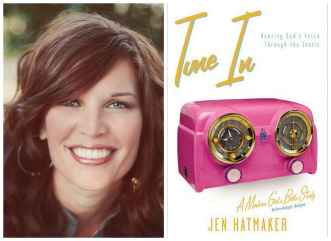 Tune in from Jen Hatmaker