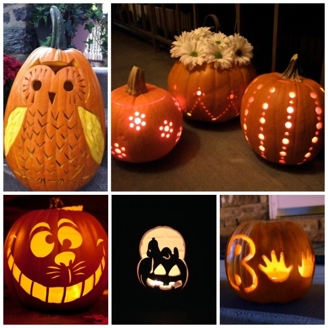 PInspirational Pumpkin Designs