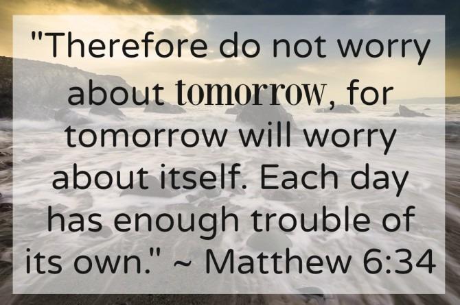 Matthew 634