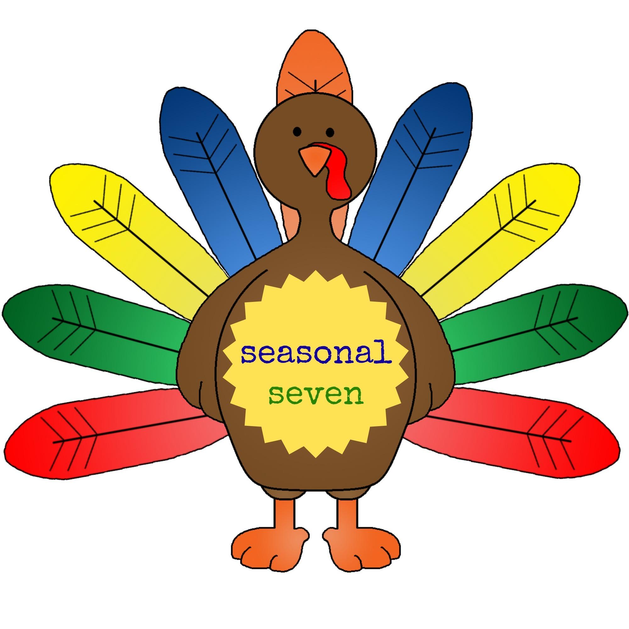 Seasonal Seven: Countdown to Thanksgiving