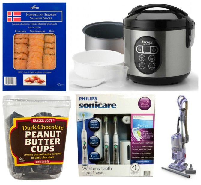 Favorite Food Finds and Household Items