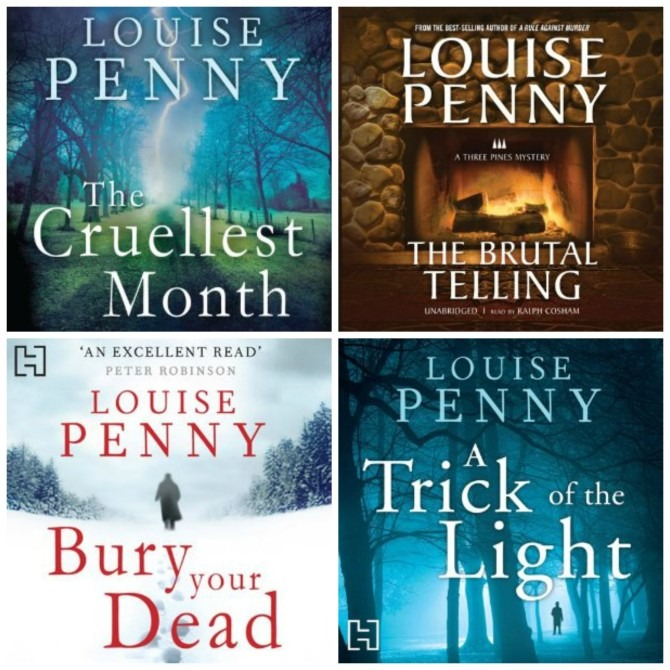 Louise Penny Audiobooks