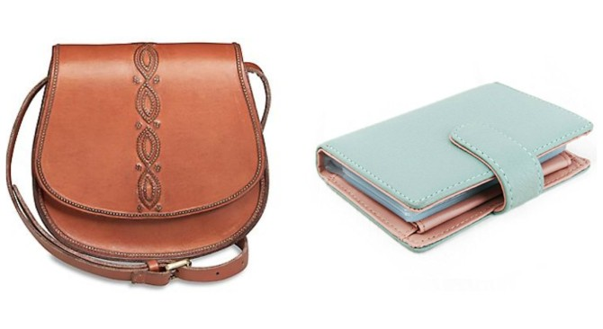 New Crossbody and Wallet