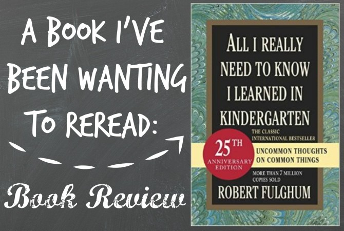 Robert Fulghum Review