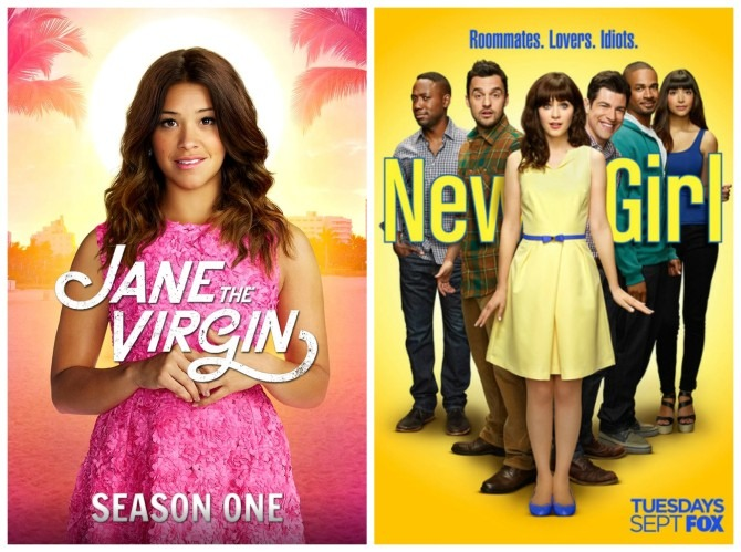 Television Watching Lately January 2016