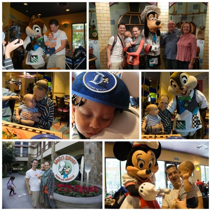 Charlie's Trip to Goofy's Kitchen