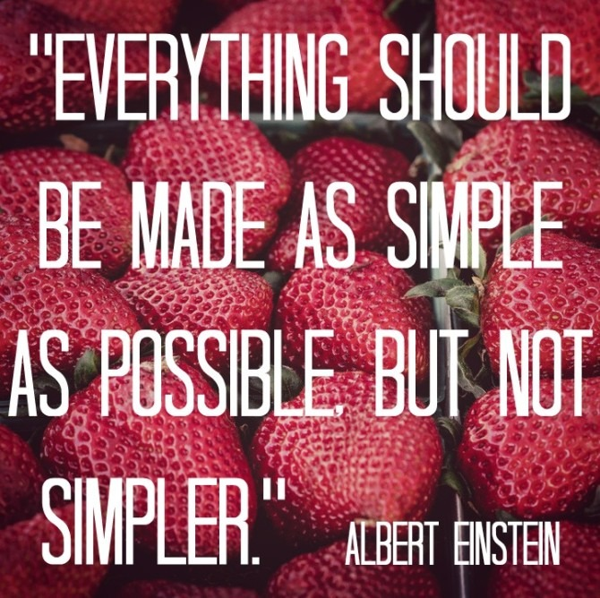 Quotable from Albert Einstein