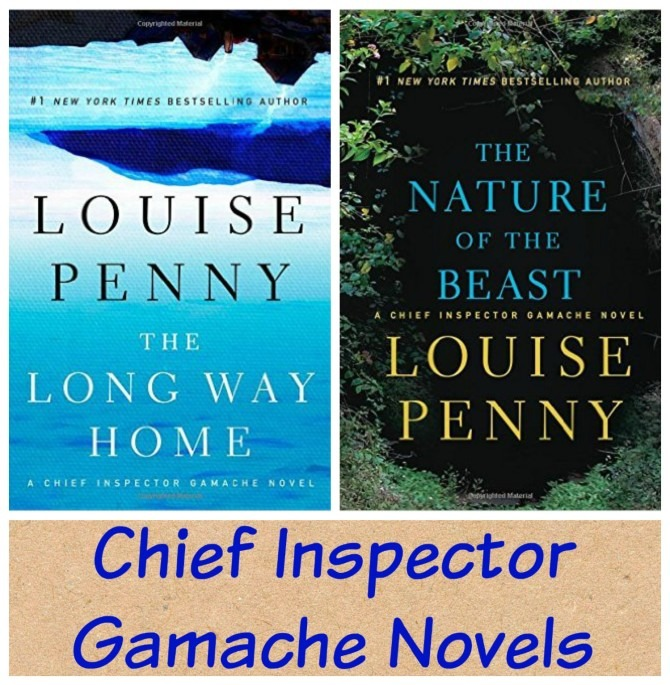 Chief Inspector Gamache Novels