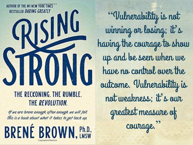 Rising Strong