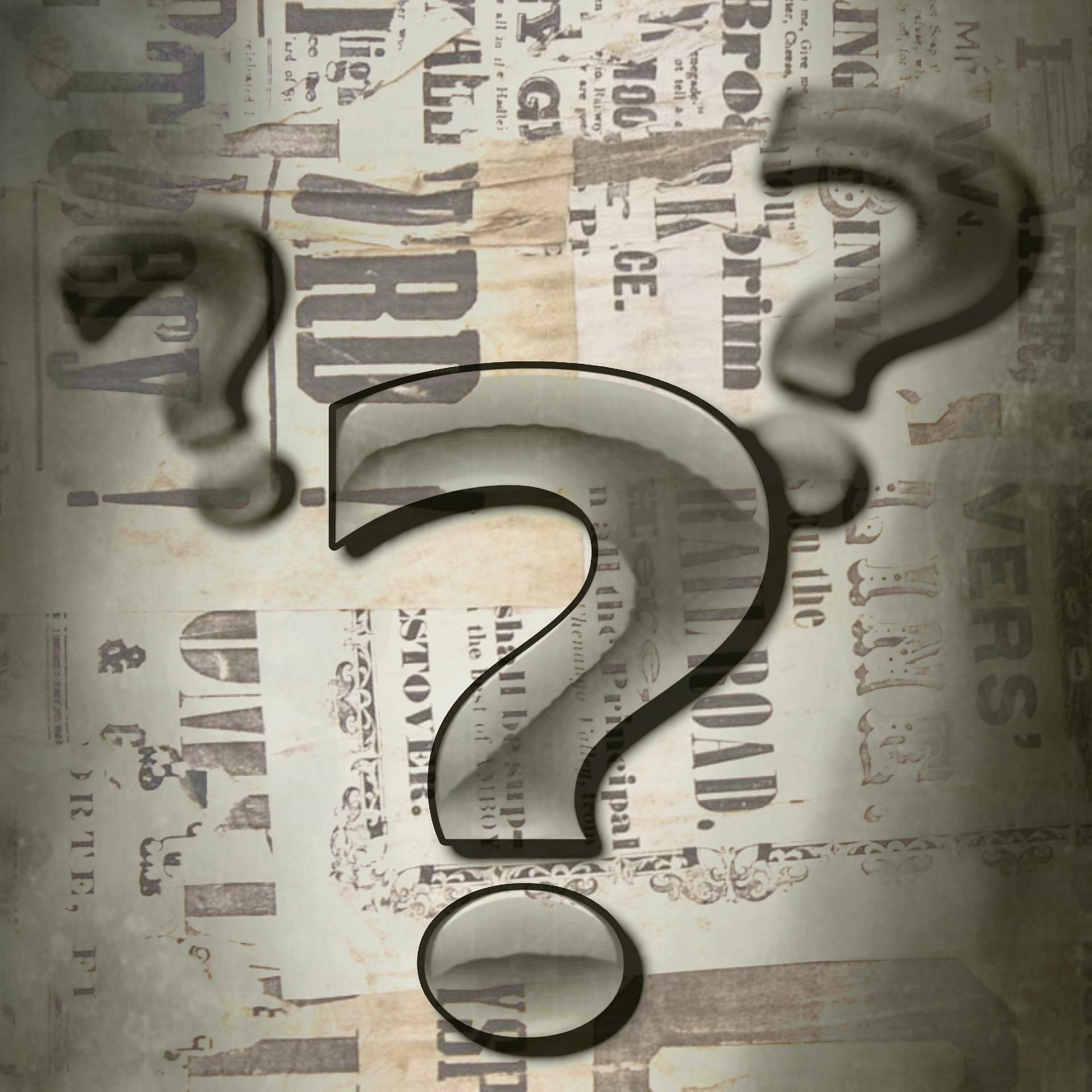 Cinco de Wednesday: Time for Some Questions!