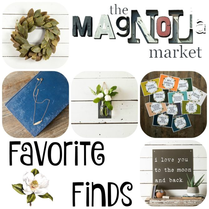 Magnolia Market Favorite Finds