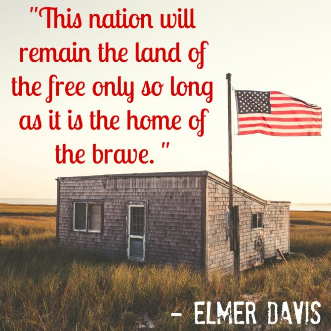 Quotable from Elmer Davis