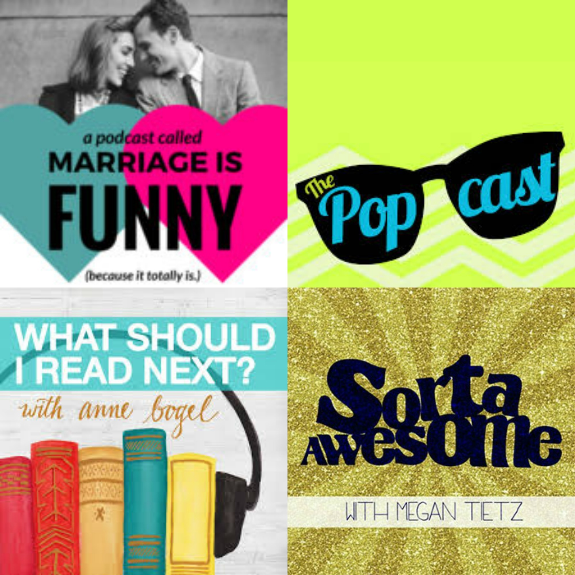 In the Spotlight: Podcasts to Brighten Your Day