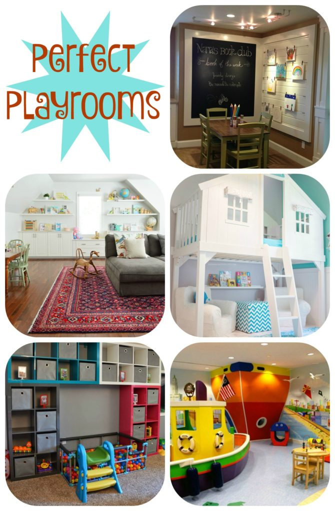 Perfect Playrooms