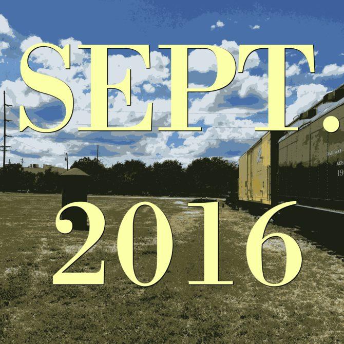Lately // September 2016