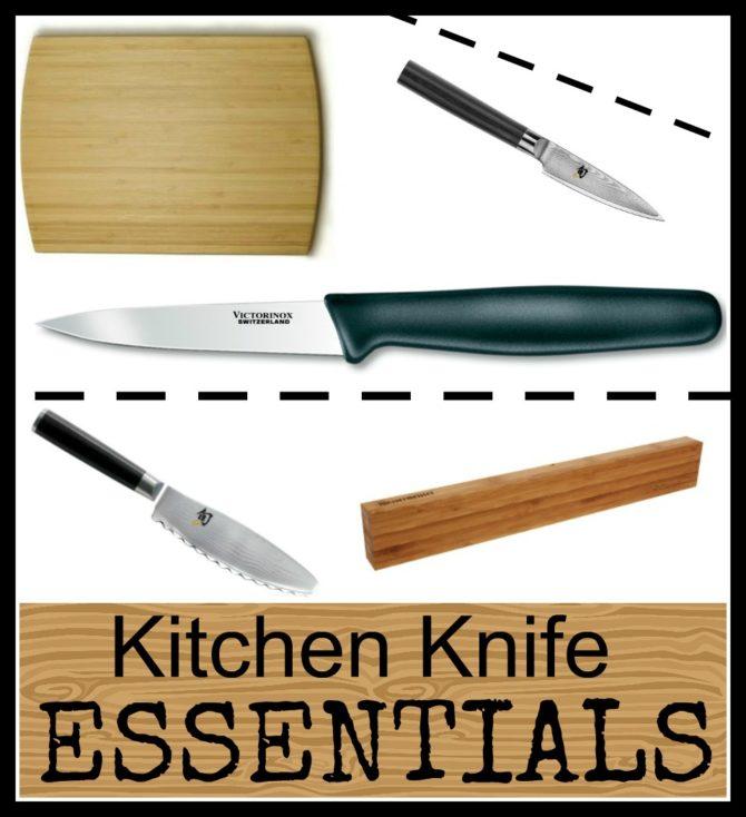 Kitchen Knife Essentials