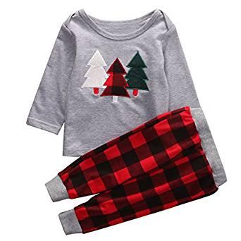 Christmas Books & Pajama Pairings