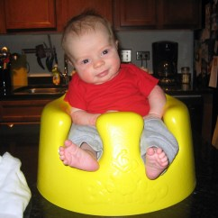 Baby Chair Sit Up Teak Wood Lounge Chairs Is The Bumbo A No Kendra Ped Pt
