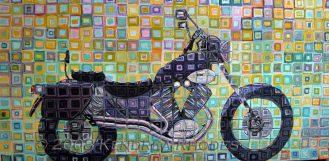 Purple Cruiser by Kendrea Rhodes