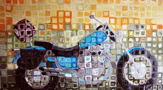 Yamaha by Kendrea Rhodes