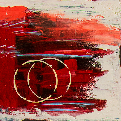 ©2015 Kendrea Rhodes all rights reserved TWO MOON ON MARS www.kendreart.com