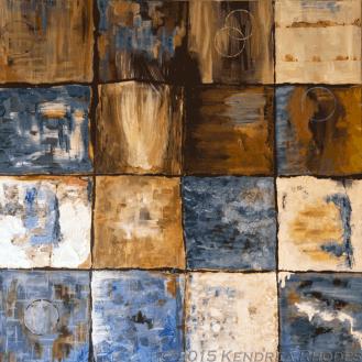 Blue Chocolate ©2015 Kendrea Rhodes
