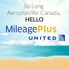 Aeroplan vs United Mileage Plus