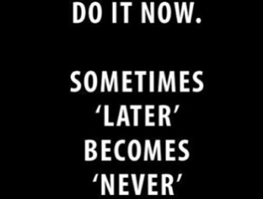 Motivation Monday 2: Set Goals! - July 13, 2015