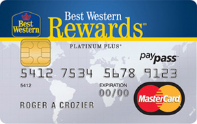 Earn 40,000 Best Western Points + No Annual Fee - Rare Promotion!