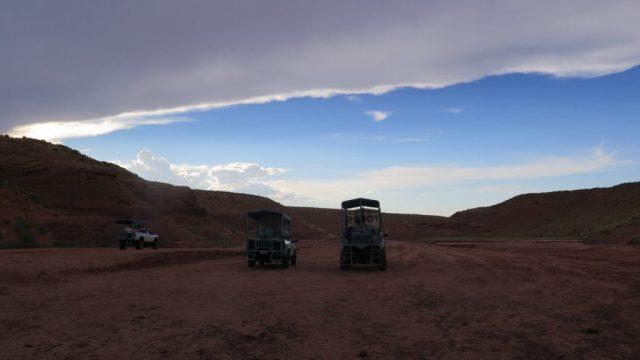 Upper Antelope Canyon Shuttles