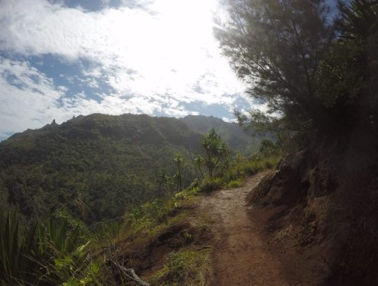 Hiking the Kalalau Trail - Day 1