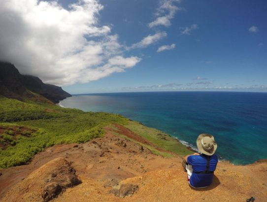 Hiking the Kalalau Trail - Day 2