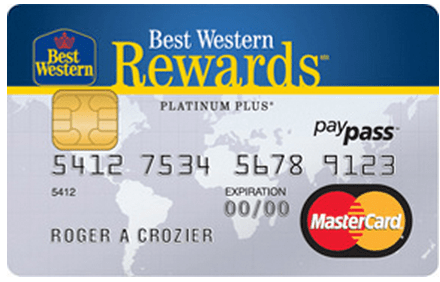 Earn 60,000 Points with the Best Western MasterCard