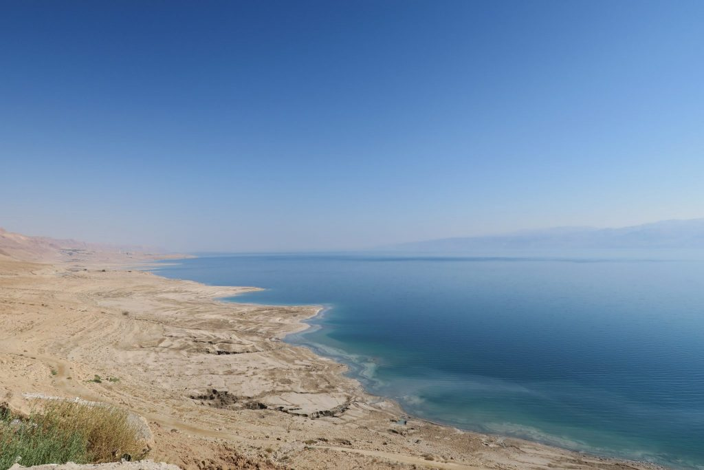 dead sea, Dying in the Dead Sea