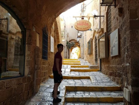 Exploring the Modern City of Tel Aviv and the Old Port City of Jaffa