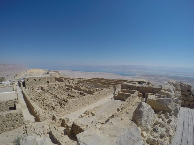 Jewish Colony Masada