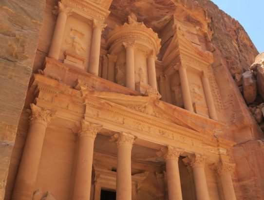 7 Survival Tips to Exploring Petra - One of the Seven Wonders of the World