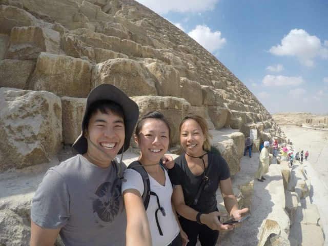 Asian Canadian, Travelling to Egypt from an Asian Canadian Perspective