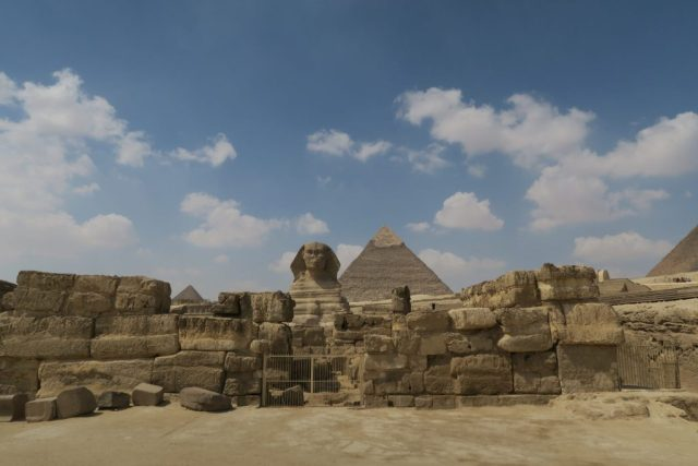 egypt tourist destinations
