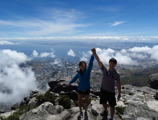 Table Mountain in Cape Town South Africa - A Dream Come True