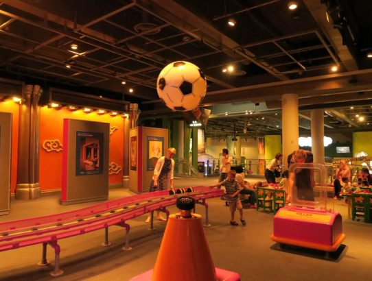 Be a Kid Again in When You Visit the Hong Kong Science Museum