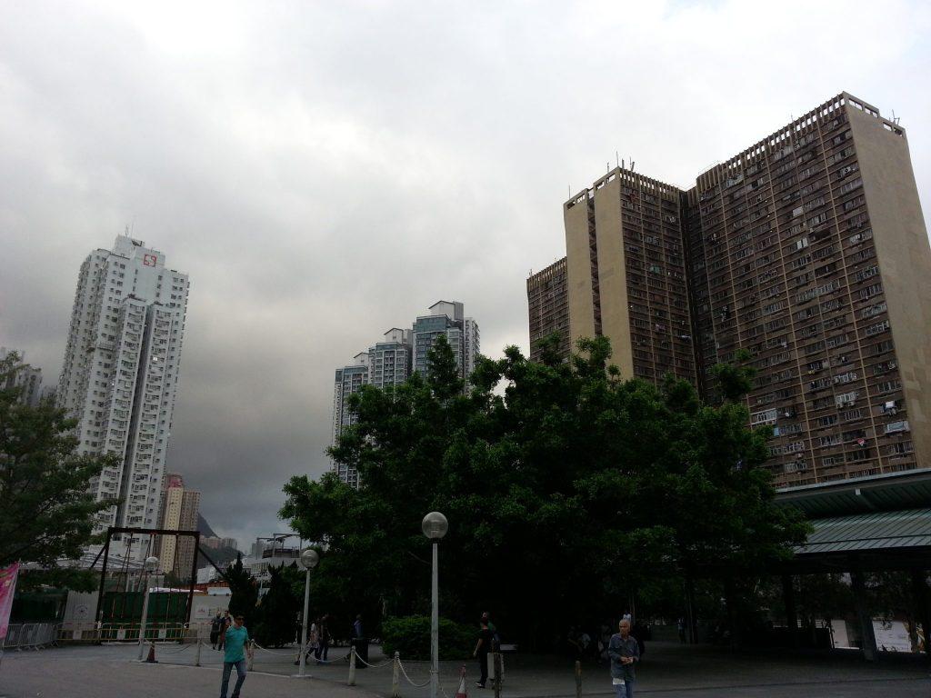 Hong Kong, Hong Kong – Civilization At Last After Months of Rough Backpacking