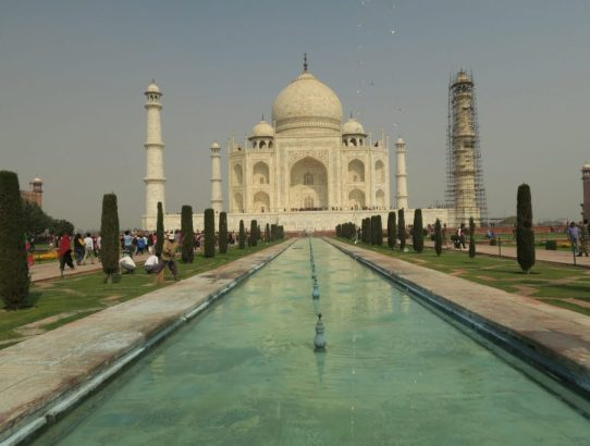 My Experience Traveling from New Delhi to Agra to See the Taj Mahal
