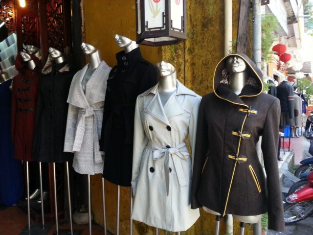 Hoi An, How to Buy a Tailored Suit (or Coat) in Hoi An Vietnam