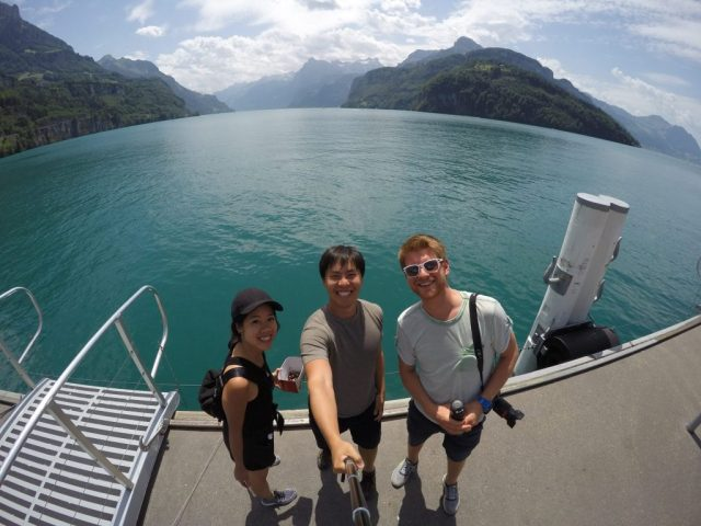 Alps, My Picturesque Road Trip Through the Swiss Alps and Lake Lucerne