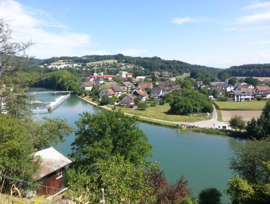 Windisch Switzerland - Exploring the Legionnaires' Trail and Monastery