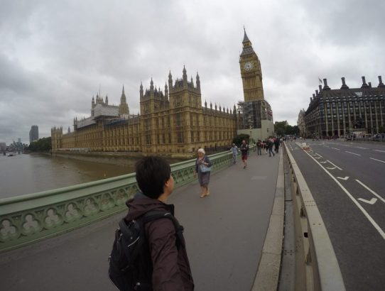 6 Touristy Areas I Visited in London
