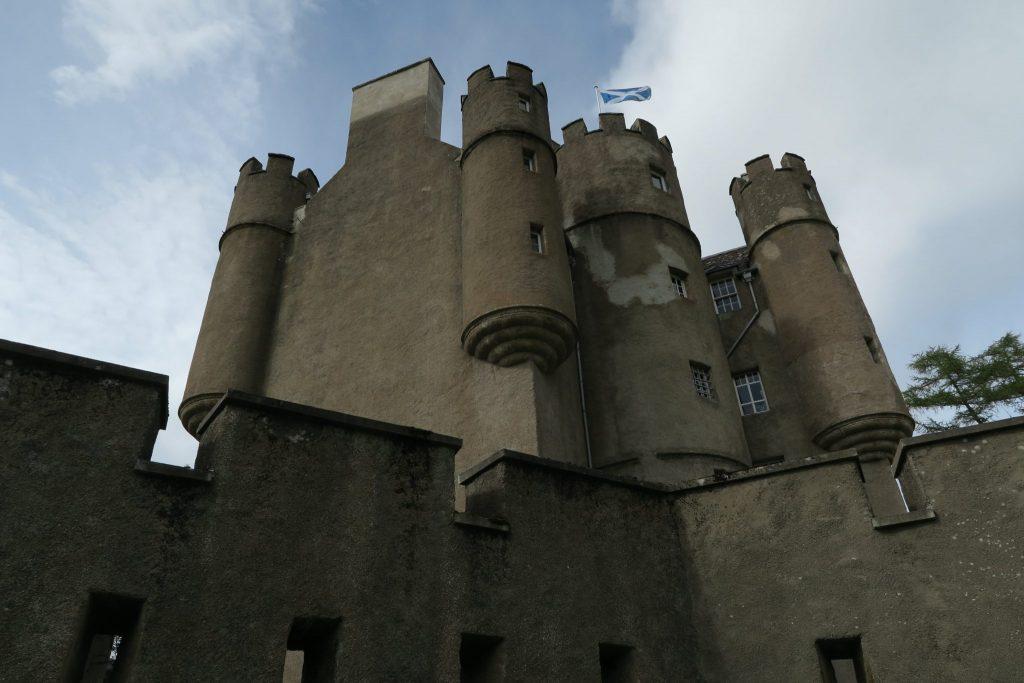 Braemar Castle, Exploring Northern Scotland – Ballater, Braemar Castle, and Muir of Dinnet
