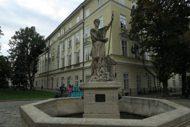 Lviv, Review of the Historical Old Town of Lviv Ukraine (14 Pictures)