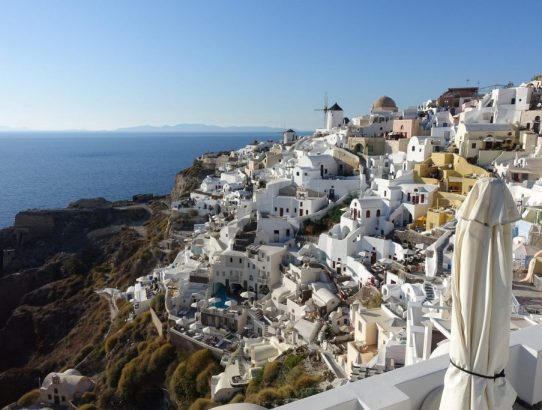 Santorini - Having an Amazing Time Exploring Fira and Oia (16 Pictures!)